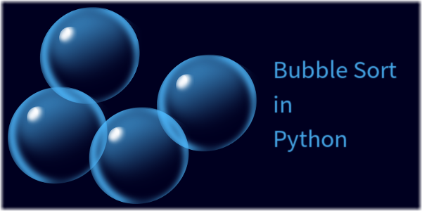 Bubble Sort in Python