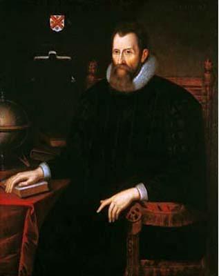 John Napier, inventor of logarithms