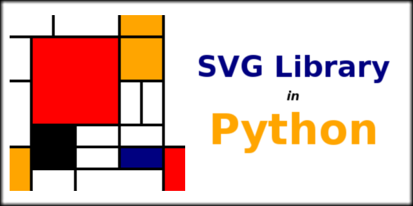 SVG Library in Python | CodeDrome