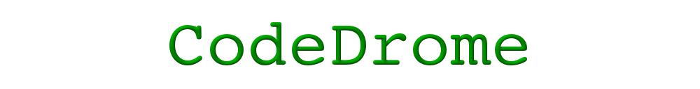 CodeDrome